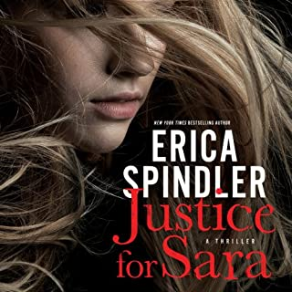 Justice for Sara audiobook cover art