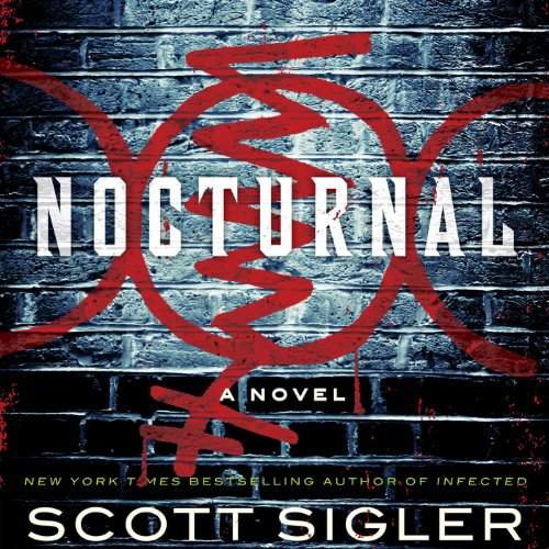 Nocturnal: A Novel audiobook cover art