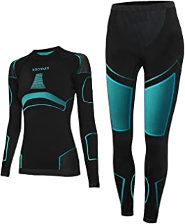Thermal Underwear for Women Long Johns for Women, Base Layer Women Cold Weather