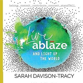 Live Ablaze audiobook cover art