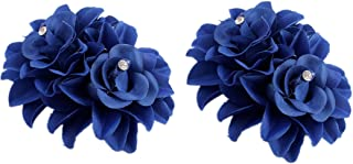 Best royal blue hair accessories wedding Reviews
