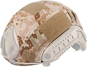 EMERSONGEAR Tactical Helmet Cover Camouflage Combat Helmet Accessories for Airsoft Paintball Gear Fast Helmet Cover BJ/PJ/MH