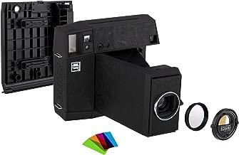Lomography Lomo'Instant Square Glass Combo Black - Instant Camera