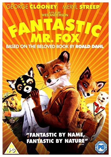 Fantastic Mr Fox DVD [UK Import]