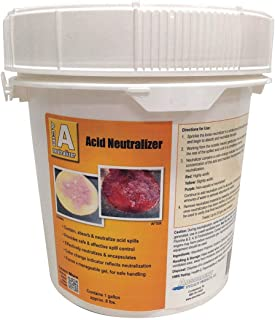 Absorbent Specialty Products ACID1 Acid Neutralizer, Purple