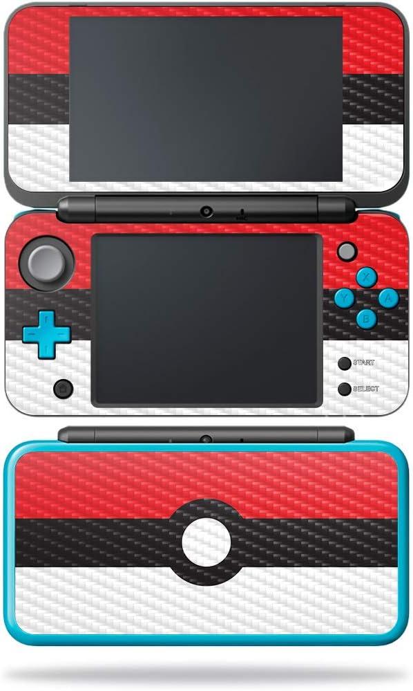 2021 Soldering new MightySkins Carbon Fiber Skin for Nintendo New B XL Battle 2DS -