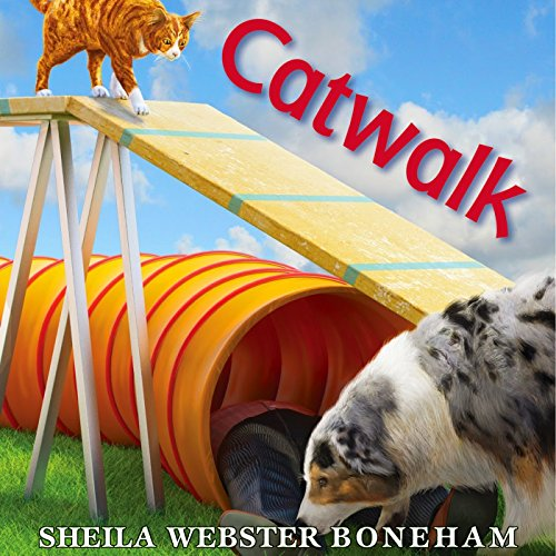Catwalk audiobook cover art