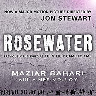Rosewater - Previously Published as 'Then They Came For Me' cover art