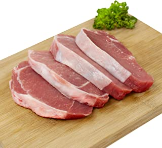 Churo Boneless Pork Chop, 500 g- Frozen