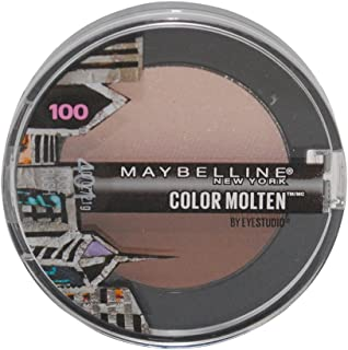 Maybelline New York Eye Studio Limited Edition Color Molten Cream Eye Shadow - 401 Rose Rush