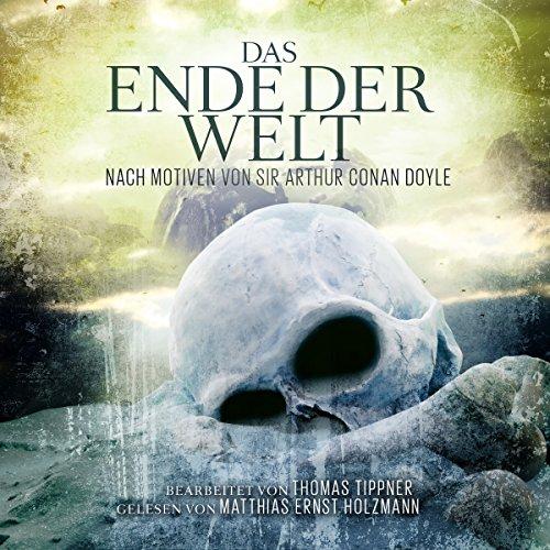 Couverture de Das Ende der Welt nach Motiven von Sir Arthur Conan Doyle