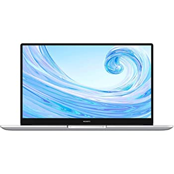 "Huawei MateBook D 15"" - AMD Ryzen, Windows 10 - 8+256 GB,15.6 pulgadas, Color Plateado (Mystic Silver)"