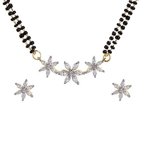 70f7ec01311 Diamond Mangalsutra  Buy Diamond Mangalsutra Online at Best Prices ...