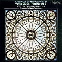 Arriaga / Vorisek: Symphonies (1995-10-10)