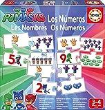PJ Masks - Aprendo los números, 3 - 4 años (Educa Borrás 17252)
