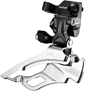 SHIMANO SLX 9-Speed Mountain Bicycle Front Derailleur - FD-M661-D
