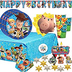 Toy Story 4 Table Decorations and Supplies