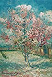 Funnybox- The Pink Peach Tree by Vincent Van Gogh- Wooden Jigsaw Puzzles 1000 Pieces for Teens Family
