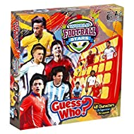 World Football Stars Guess Who? Board Game