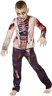 Zombie Boy 3D Costume 146cm