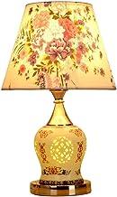 Bureaulamp Persoonlijkheid Fashion Gedrukt Ceramic Table bedlampje slaapkamer Living Room Cafe Hotel Table Lamp tafellamp...