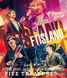 【Amazon.co.jp限定】JAPAN LIVE TOUR 2019 -FIVE TREASURES- at WORLD HALL (BD) (オリジナル三方背収納ケース付) [Blu-ray]