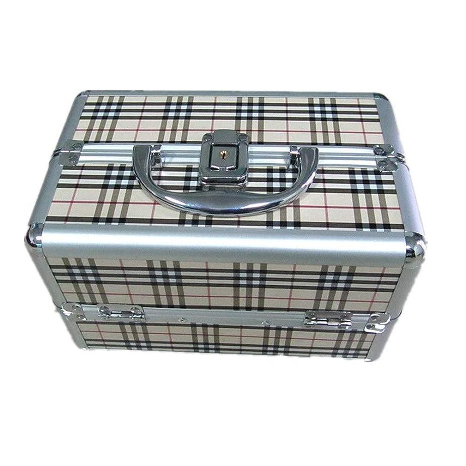 有効化いくつかのアジャ化粧オーガナイザーバッグ 大容量ポータブル化粧ケース(トラベルアクセサリー用)シャンプーボディウォッシュパーソナルアイテム収納トレイ(エクステンショントレイ付) 化粧品ケース