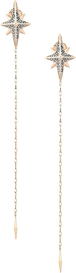 Michael Kors - Starburst Pave Linear Earrings