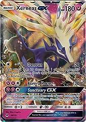 Name: Xerneas-GX - 90/131 Set: SM Forbidden Light