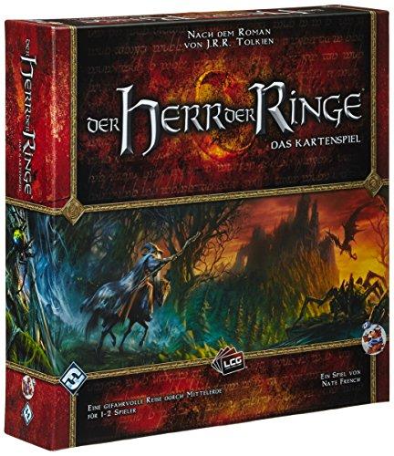 Fantasy Flight Games - FFGD2600 Der Herr der Ringe: Das Kartenspiel LCG Starterbox
