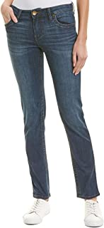 KUT from the Kloth Women's Stevie Straight-Leg Jean in Admiration