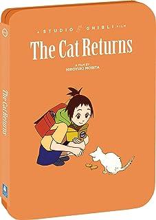 Cat Returns (Blu-Ray/Dvd/Limited Edition Steelbook)