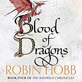 Blood of Dragons cover art