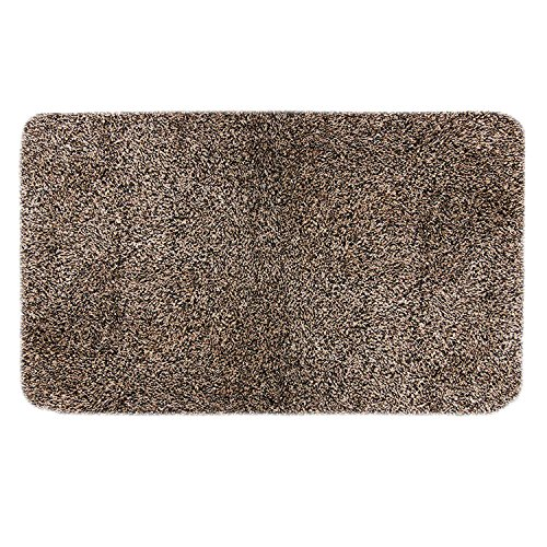 The Magic MAT - Super Absorbent Door MAT That Stops Dirt at The Door, Non Slip, Low Profile, Machine Washable, Durable, Great for Dogs, Cats, RV, Boat & More!