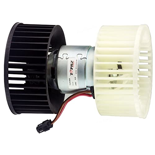 TOPAZ 64119204154 A/C Blower Motor Assembly for BMW E46