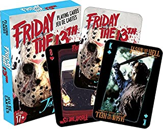 Aquarius Friday the 13th Playing Cards Deck