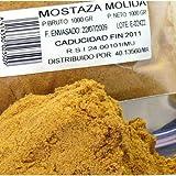 MOSTAZA MOLIDA - bolsa 250 gr