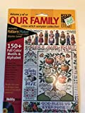 Our Family Cross-Stitch Sampler Collection - Volume 3 of 12 - Pattern Maker by Hobby Ware