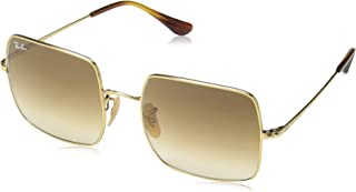 Ray-Ban Women's RB1971 Icons Oversized Square Sunglasses