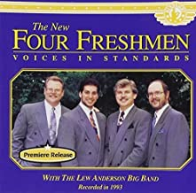 Voices in Standards by The New Four Freshmen (2013-05-03)