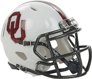 Oklahoma Sooners Speed Mini Helmet - Alternate