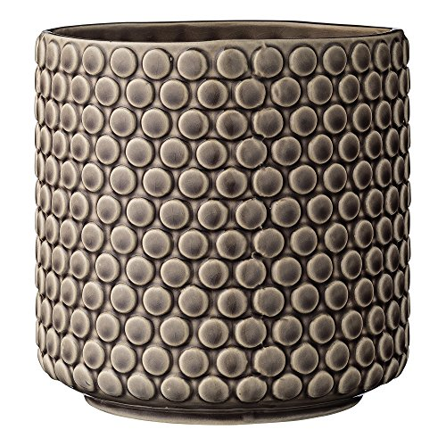 Bloomingville Vaso da fiori, Marrone, ceramica