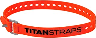 Titan Utility Straps – Safety Strap Set to Secure Splits, Cargo Bikes, Garden Hoses, Wood Working Projects – 60 lb. Working Load, 25