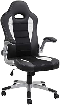 Amazon.com: Furmax High Back Office Gaming Chair Computer Desk Chair ...