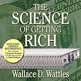 The Science of Getting Rich audiobook cover art
