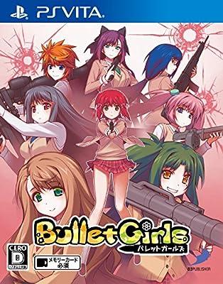 Bullet Girls - Psvita (Japan Import)