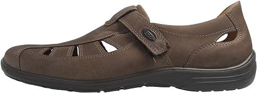 Jomos Chaussures de de Ville à Lacets pour Homme Marron gris  les dernières marques en ligne