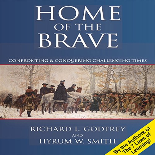 Home of the Brave audiobook cover art