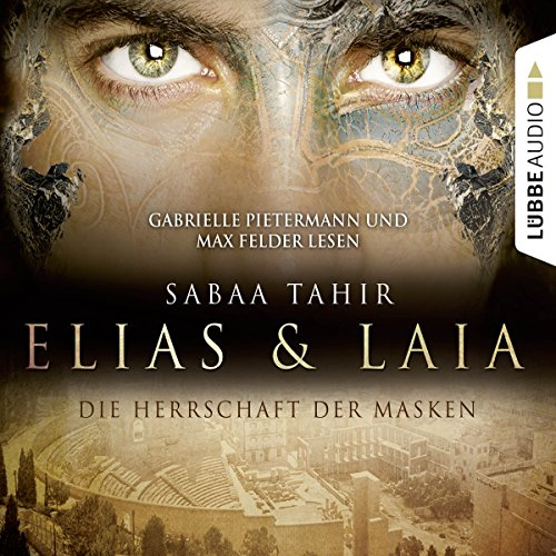 Elias & Laia audiobook cover art