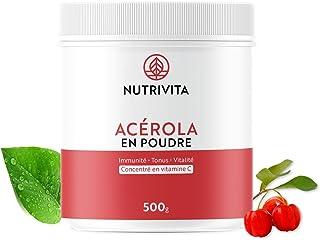 Acerola en polvo 500 g | Alta Dosis